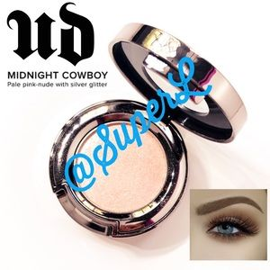 2/$25 Urban Decay Midnight Cowboy Eyeshadow Pink